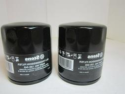 Stens 120345 Lawn Tractor Oil Filter 27 Microns, Thread Size