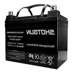 12V 35AH Battery for John Deere Lawn & Garden Tractor Riding