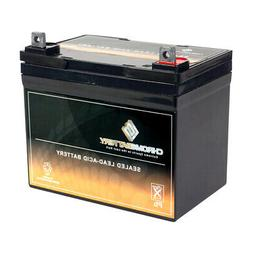 12V 35AH U1 AGM Battery for Craftsman 25780 Lawn Tractor and