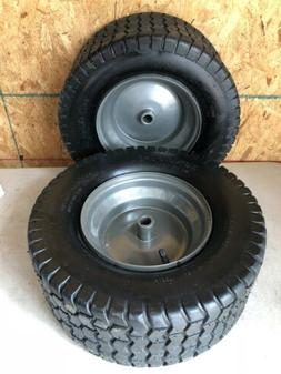 16x6.50-8 16/6.50-8 Turf Tire Riding Mower Tractor Rim Wheel