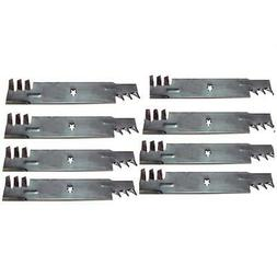 "Mulching Mower Blades for AYP 42"" Cut Deck Lawn Tractors 53"