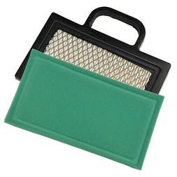 HQRP Air Filter + Pre-Filter for Husqvarna Series Riding Mow