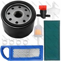 Air Filter with Oil Filter Tune Up Kit for John Deere LA115
