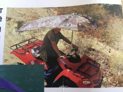 Camouflage ...umbrella for ATVs,BOATS,,PERSONAL WATER CRAFT