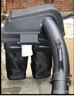 "CRAFTSMAN NEW 2-BIN GRASS CATCHER BAGGER  FOR 46"" RIDING MOW"
