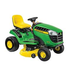 John Deere E120 42 in. 20 HP V-Twin Gas Hydrostatic Lawn Tra