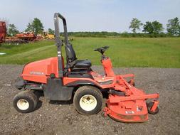"Kubota F3080 Front Cut Mower, 72"" Hydraulic Lift Deck, 30HP"