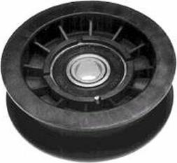 FLAT IDLER PULLEY FITS MURRAY LAWN TRACTOR PART  421409MA 91