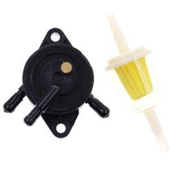 Fuel Pump for Kohler 17HP-25 HP Small Engine Lawn Mower Trac