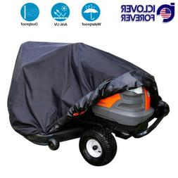 Garden Waterproof Lawn Tractor Riding Mower Cover Fit Decks
