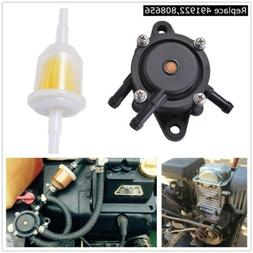 Gas Vacuum Fuel Pump for Kohler 17HP-25HP Small Engine Lawn