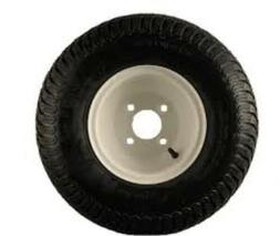 GENUINE OEM TORO PART # 120-5523 WHEEL AND TIRE ASSEMBLY 4 P
