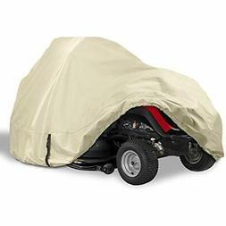 Porch Shield Heavy Duty 600D Polyester Lawn Tractor Cover, 1
