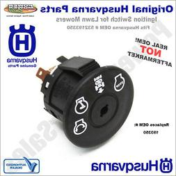 OEM Husqvarna Ignition Switch for Riding Mowers / 532193350,