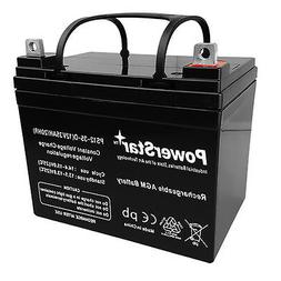 Husqvarna YTH2448 Lawn Tractor AGM Rechargeable Battery 12v