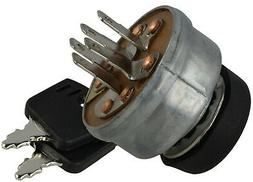 Ignition Switch Fits Most CASTEL GARDEN Lawn Tractors TC102