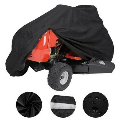 black tractor seat cover lawn garden riding