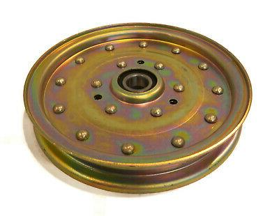 flat idler pulley for husqvarna 539102610 rotary