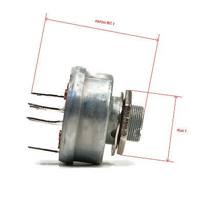 Ignition Switch with for Riding Tractor Engine