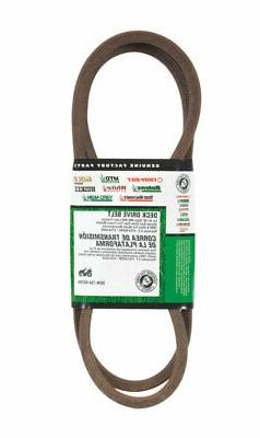 MTD  Lawn Tractor Deck Drive Belt  38 in. L For Riding Mower