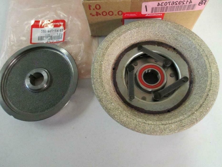 lawn tractor h4514 pto clutch and pulley