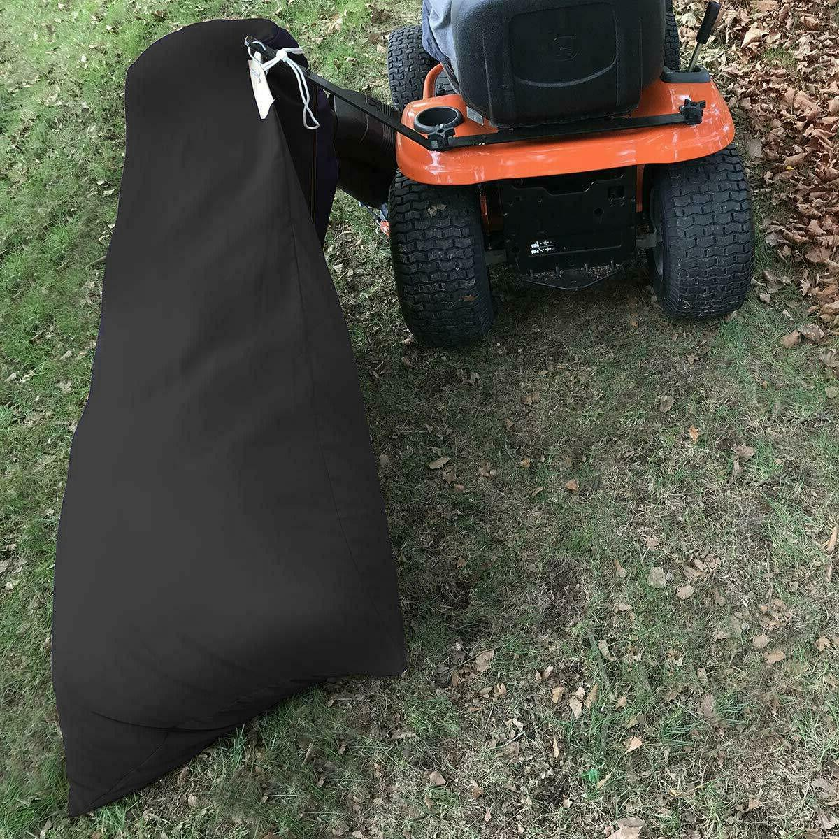 Lawn Tractor Bag Capacity Cubic