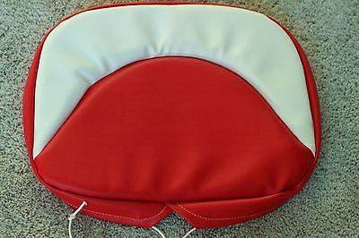 lawn tractor seat cover square pan custom