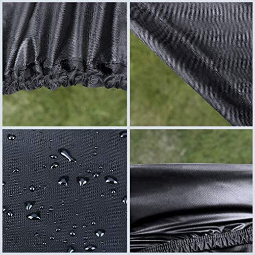 Eventronic Lawn Cover, Riding Lawn Resistant Mildew Heavy Duty Durable