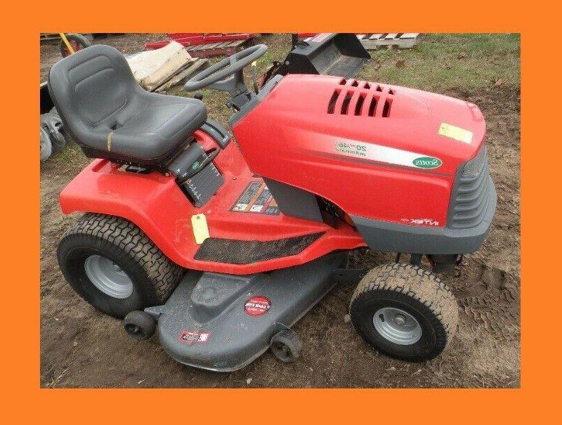 s1642 s1742 s2046 and s2546 lawn tractor