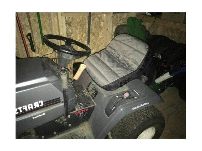 Universal Lawn Seat Tractor