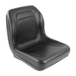 LAWN GARDEN TRACTOR ATV REPLACEMENT SEAT. UNIVERSAL FIT. HIG