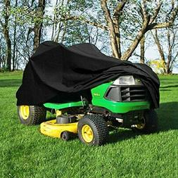 """Lawn Mower Tractor Cover Fit Decks up to 72""""  UV Resistant W"""