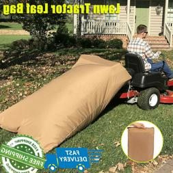 Lawn Tractor Leaf Bag Leaves Collection Large Capacity for R