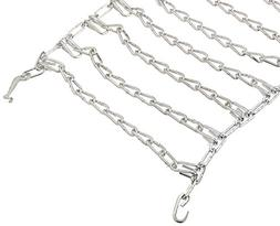 Arnold Lawn Tractor Rear Tire Chains Fits 18-Inch x 9.5-Inch