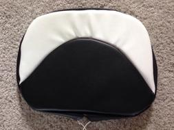 WHEEL HORSE LAWN TRACTOR SEAT COVER, SQUARE PAN,CUSTOM