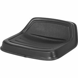 Michigan Seat Lowback Lawn/Garden Tractor Seat - Black, Mode