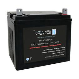 Mighty Max ML-U1-CCAHR 12V 320CCA Battery for Craftsman ZT70