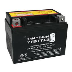 Mighty Max YTX4L-BS SLA Battery Replacement for Suzuki 450SM