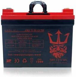 Neptune 12V 35Ah GEL Battery Replaces John Deere Lawn Tracto