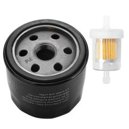 Oil Fuel Filter for John Deere Lawn Tractor AM119567 AM12542