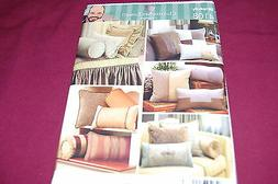 Simplicity Pattern # 4108 - Decorative Bolsters And Pillows