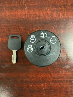 CRAFTSMAN RIDING MOWER IGNITION SWITCH INCLUDES KEY 163968 1