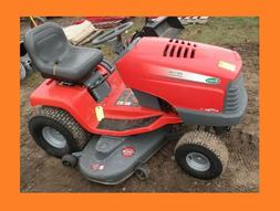 Scotts S1642, S1742, S2046 & S2546 Lawn Tractor Technical Ma