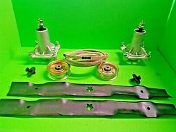 """Sears YTS 3000 46"""" Lawn Tractor Mower Deck Parts Rebuild Kit"""