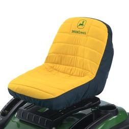 "JOHN DEERE Seat Cover LP92324 for seats up to 15"" high mediu"