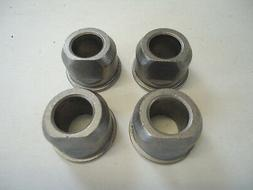 """Set of 4 Front Wheel Bushings for Riding Mowers 1-3/8"""" OD 3/"""
