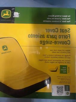 JOHN DEERE SMALL SEAT COVER FOR SEATS WITH 11in BACK REST LA