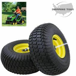 Tire Assembly Replacement John Deere Riding Mowers Front Whe