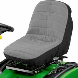 Tractor Seat Cover Lawn Garden Riding Mower Waterproof Unive