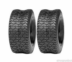 TWO 13x5.00-6 13x5-6 Lawn Tractor Turf Lawn Mower TIRES Fron